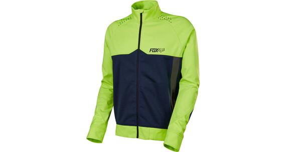 Fox Bionic Light Softshell Jacket Men flo yellow